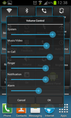Android Control Panel2