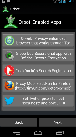 Download and Install Orbot: Proxy with Tor APK