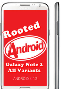 Root Note 2 KitKat