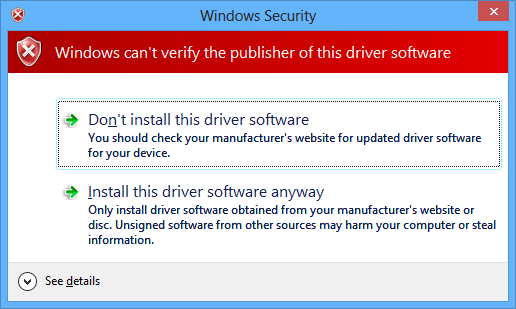 Windows Driver Verification