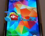 Hard reset Samsung Galaxy S5©Techbeasts