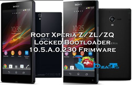 Root Xperia Z-ZL-Locked Bootloader