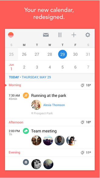Sunrise Calendar Apk & Review