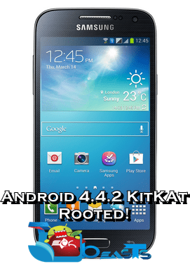 S4 Mini Duos Android 4.4.2 KitKat Rooted