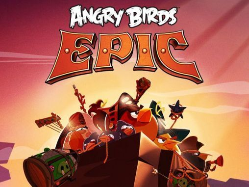 Angry birds epic Android apk game