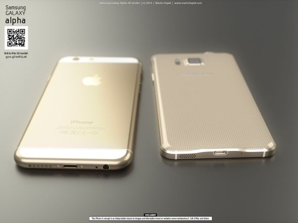 iPhone 6 vs Galaxy Alpha (4)