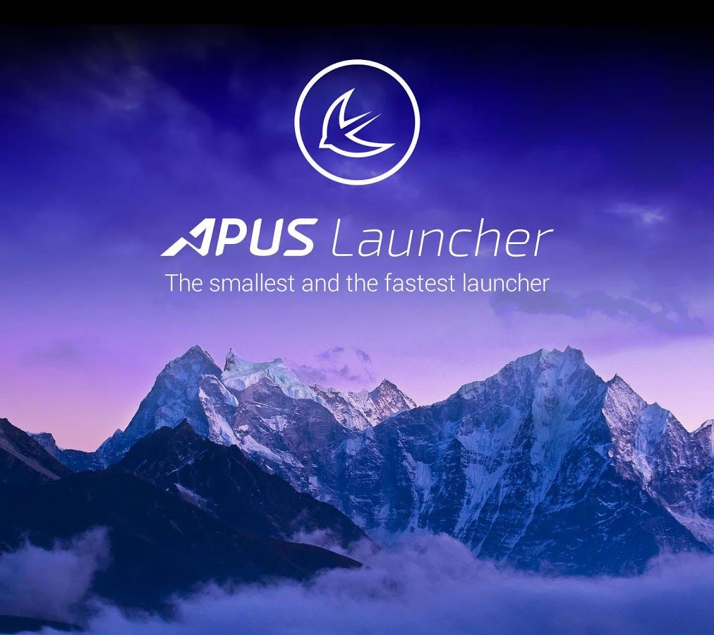 Download APUS Launcher 158 Apk