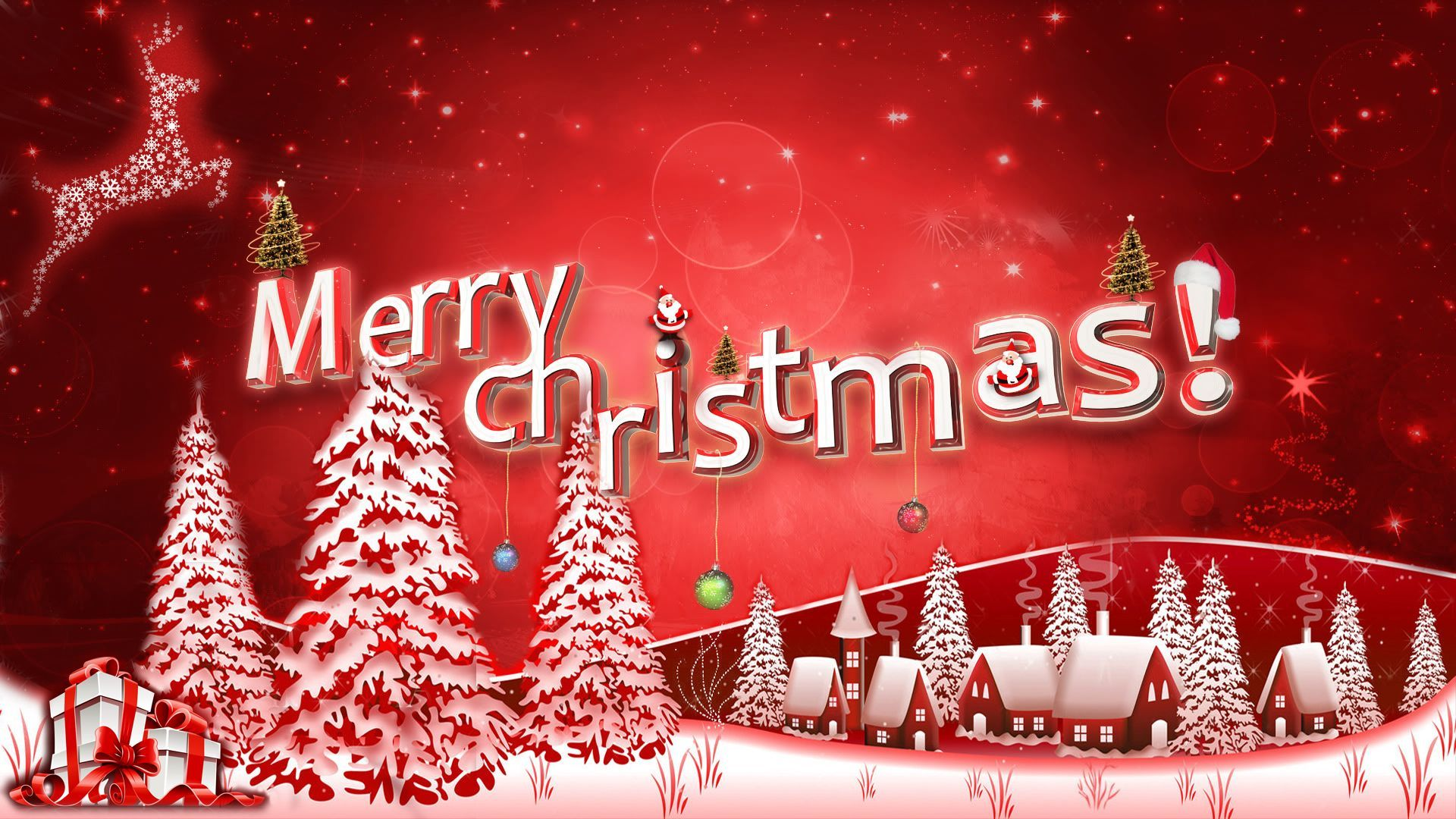 best hd merry christmas wallpapers for your desktop pc