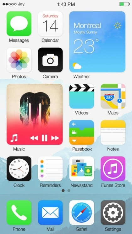 Delete All the Music in iOS 8 using iPadiPhone