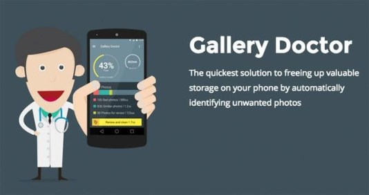 Gallery Doctor, Delete Unnecessary Photos from your Android