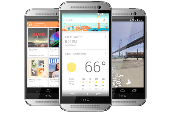 Update HTC One M8 GPe to Android 5.1 Lollipop OTA