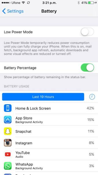 how to fix ios 9 bad battery life 1