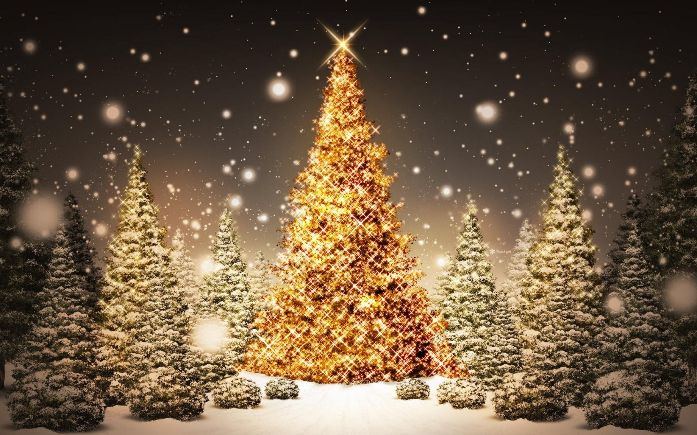 Best HD Christmas Wallpapers For Your Desktop PC [ 2015 ]