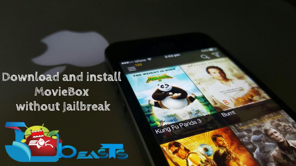 install moviebox without jailbreak
