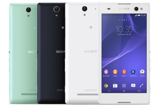 Xperia C3 for best selfies with front flash