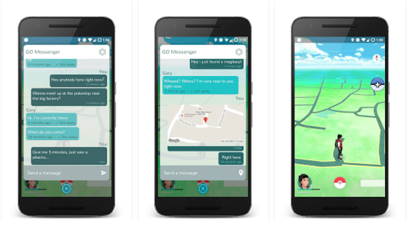 Messenger for Pokémon GO v1.3.4 Apk