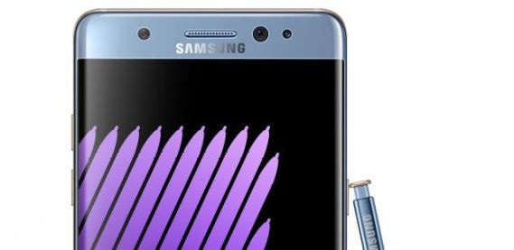 Forgotten Pin-Password on Samsung Galaxy Note 7