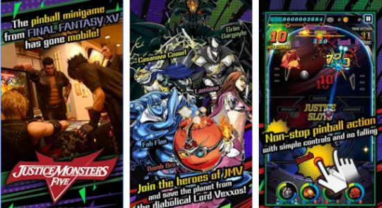 Justice Monsters Five for PC