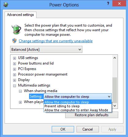 Windows 10 Won't Sleep