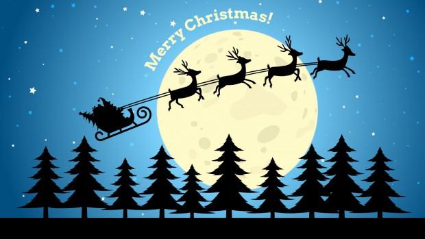 Merry Christmas Lights Wallpapers