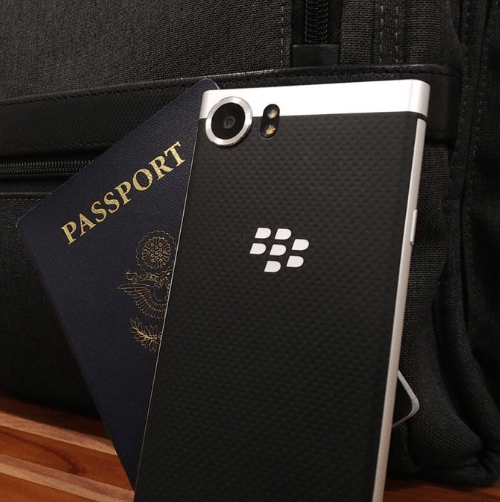 Blackberry's Newest Blackberry Wasn't Made By Blackberry