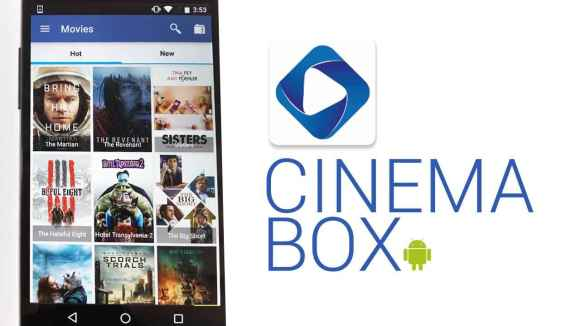 CinemaBox for PC