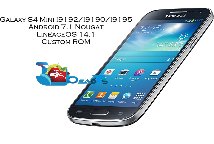 what is a custom os for galaxy s4
