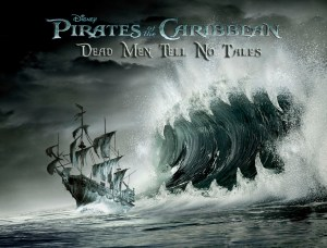 Pirates of the Caribbean Dead Men Tell No Tales HD Wallpapers