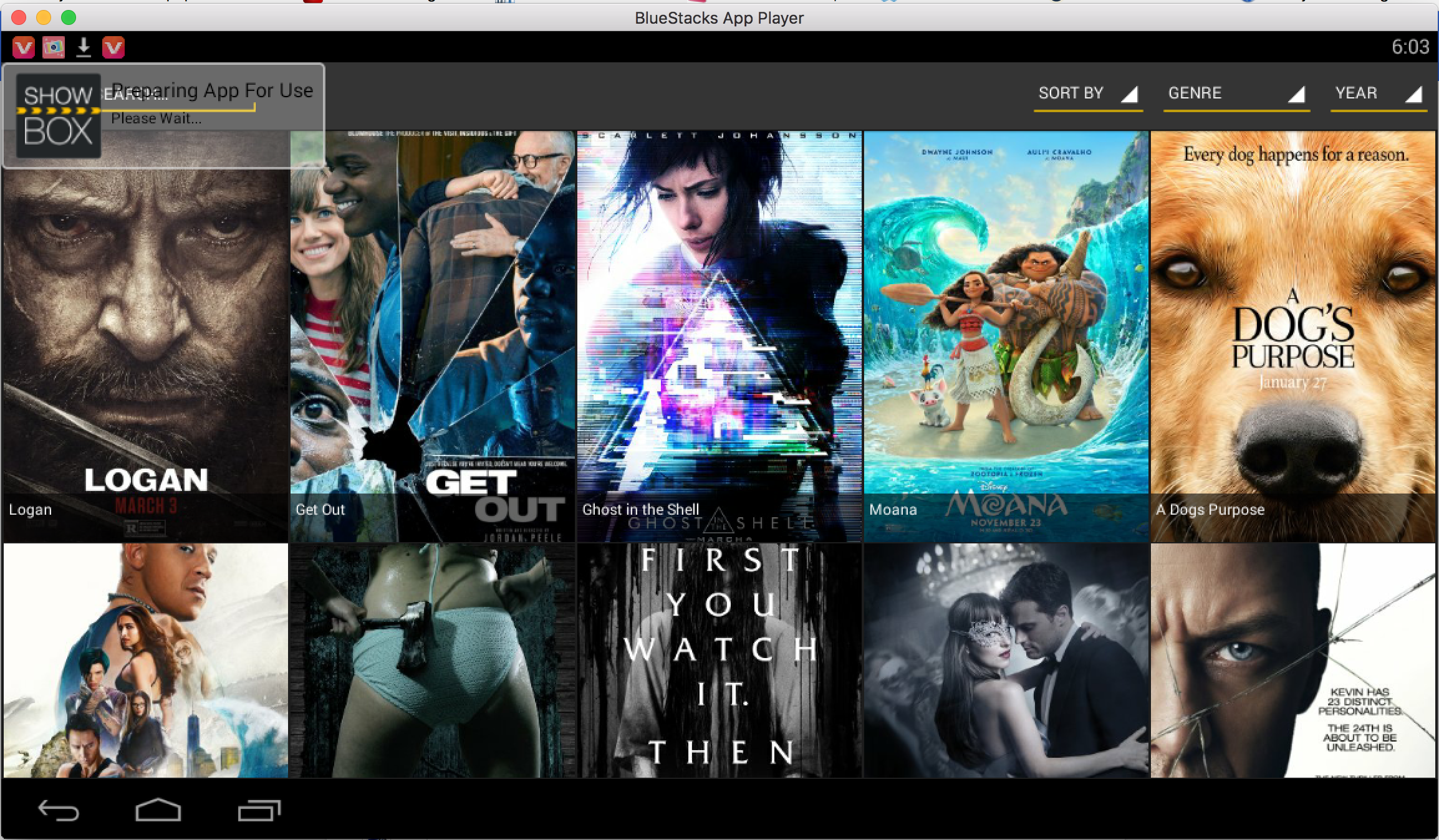 showbox desktop