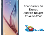 Root Galaxy S6 on Android Nougat