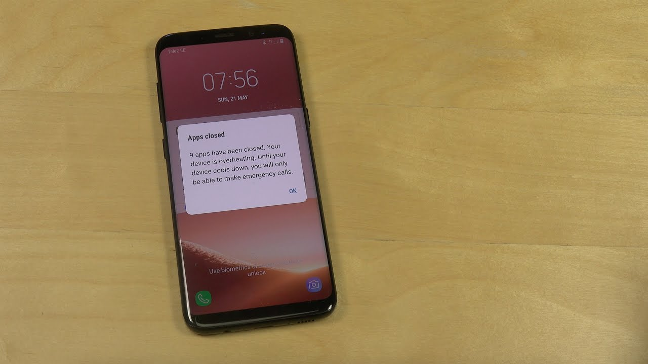 How To Fix Galaxy S8 Overheating Issues