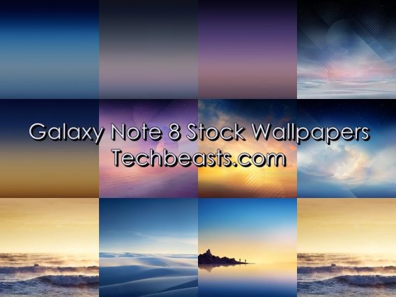 Download Samsung Galaxy Note 8 Stock Wallpapers
