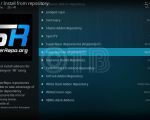 install Superrepo on Kodi 17.4 Krypton