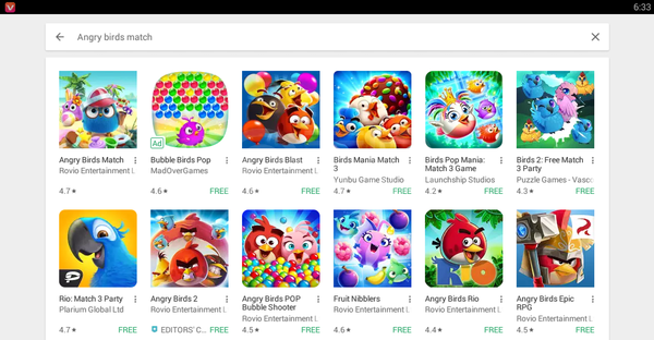 free laptop games download angry birds