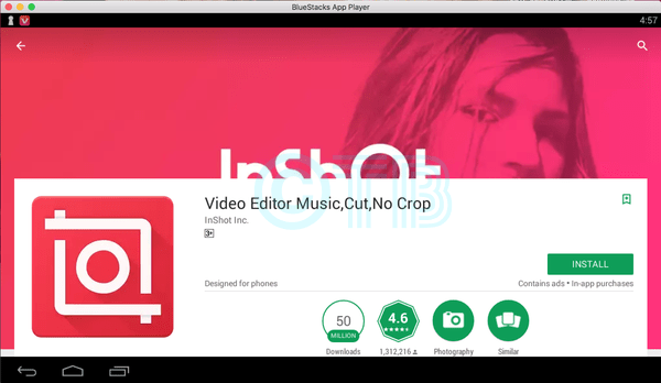 InShot Photo & Video Editor for PC
