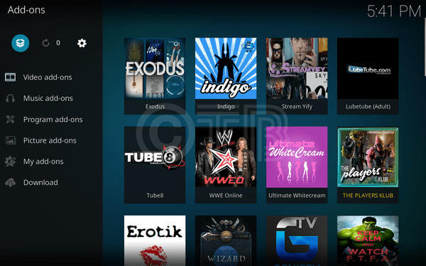 How to Install TinklePad Kodi – [Tutorial] | TechBeasts