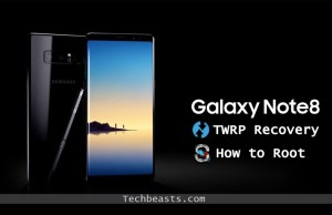 Install TWRP and Root Galaxy Note 8 [Exynos]