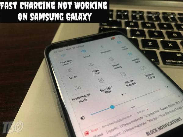 Fix Fast Charging Not Working On Samsung Galaxy