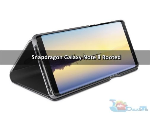 Root Snapdragon Galaxy Note 8