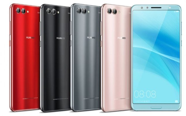 Huawei Nova 2s features 6GB RAM, but less powerful chipset than an Honor V10