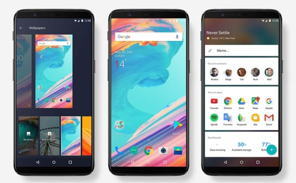 install Official TWRP Custom Recovery on OnePlus 5T
