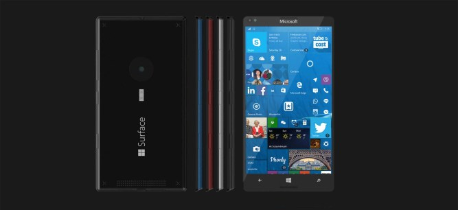Is the Surface Phone alive? Microsoft executive reveals what to expect