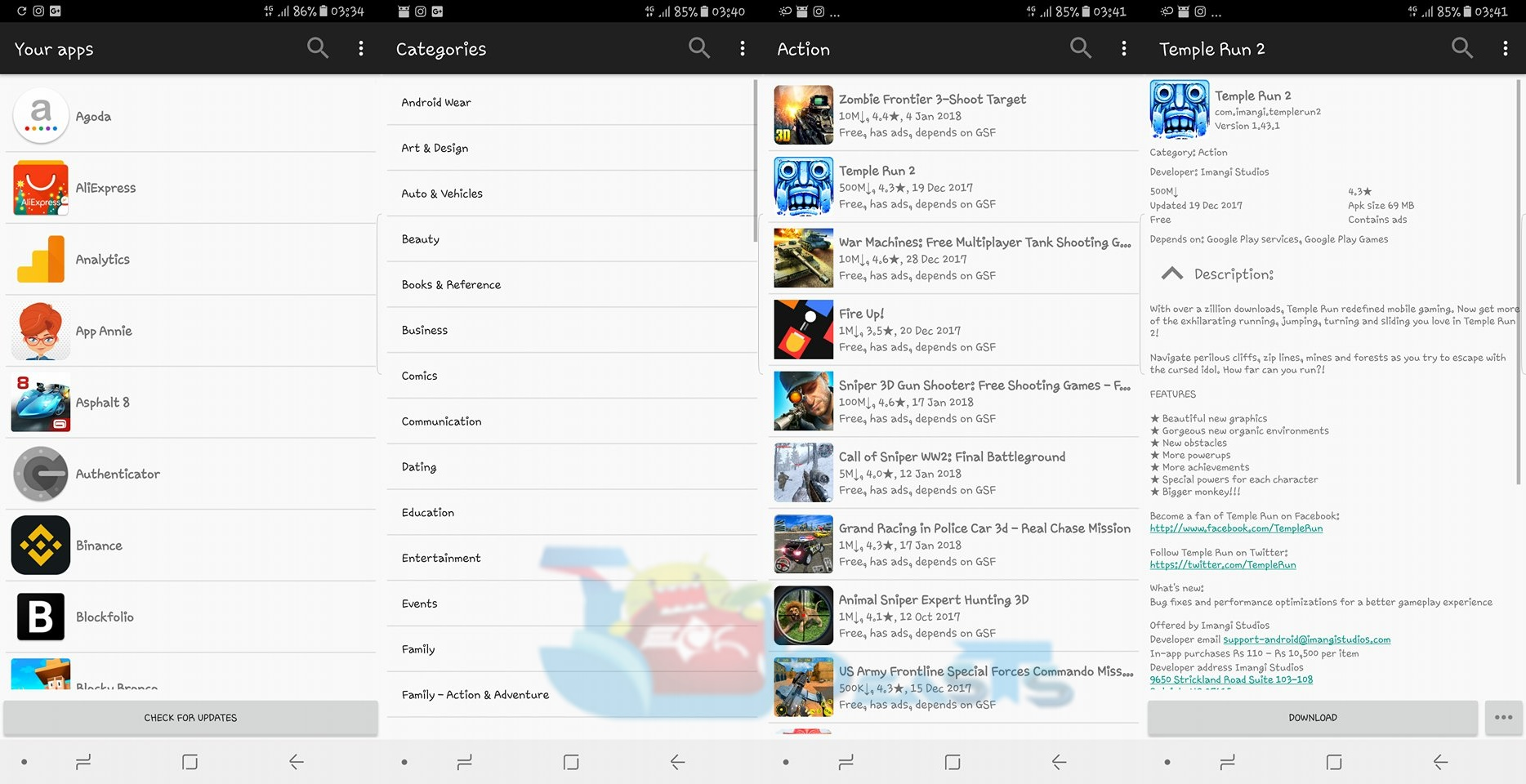 How To Install Yalp Store On Android