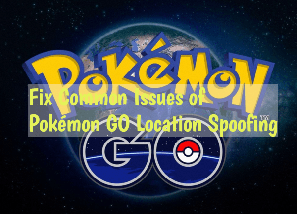 Pokémon GO Location Spoofing