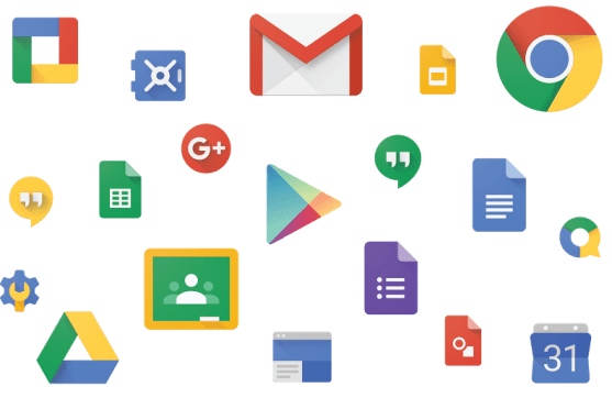 Google GApps for Android 8.1 Oreo