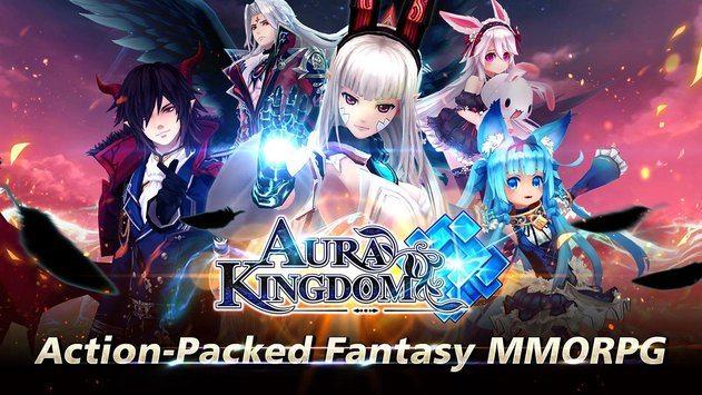 Aura Kingdom APK