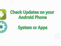 Check for Updates on Your Android