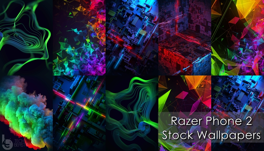 Razer Phone 2 Stock Wallpapers are now up for the grabs. There are 9 wallpapers added to the Razer Phone 2. Wallpaper lovers can download the Razer Phone 2 ...