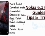 Nokia 6.1 Plus General Guides