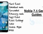 Nokia 7.1 General Guides